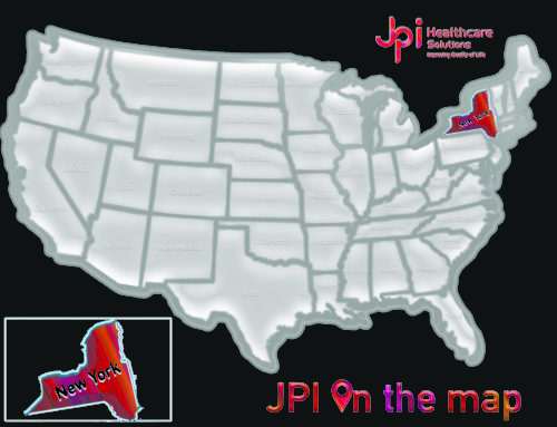 JPI Healthcare Solutions Announces Installation on Staten Island (That's in New York folks)